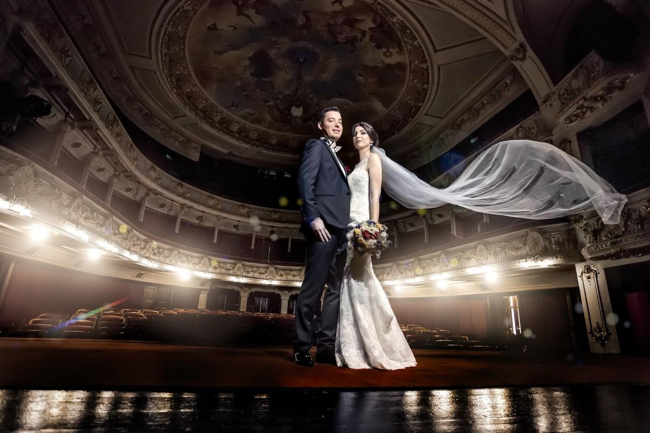 Decizia de a opta pentru un fotograf profesionist de nunta