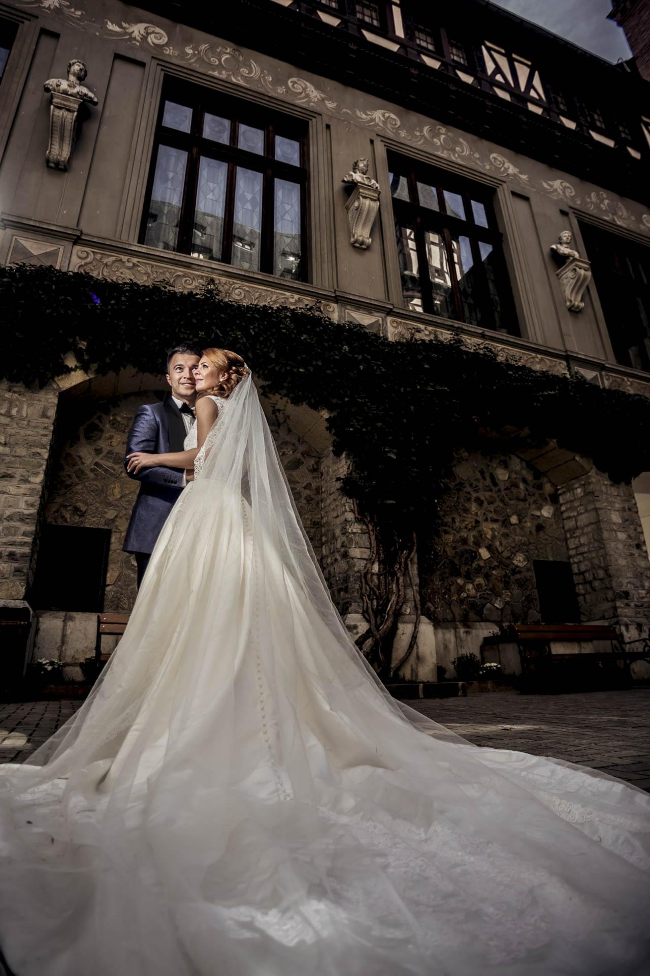 Fotograf nunta Peles