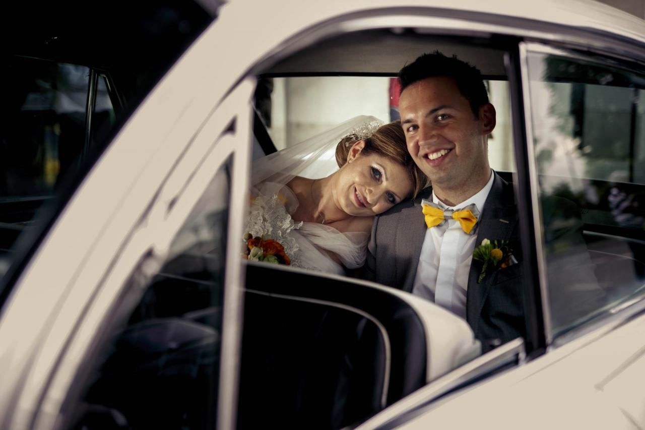 Lumina pentru fotografiile de nunta