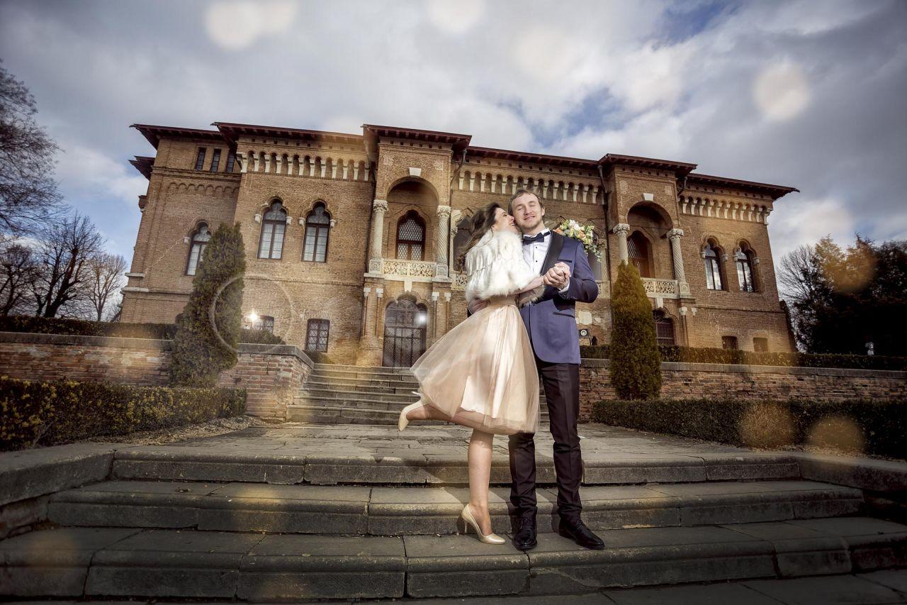 Mihaela & Iulian – Cununie Civila 2018