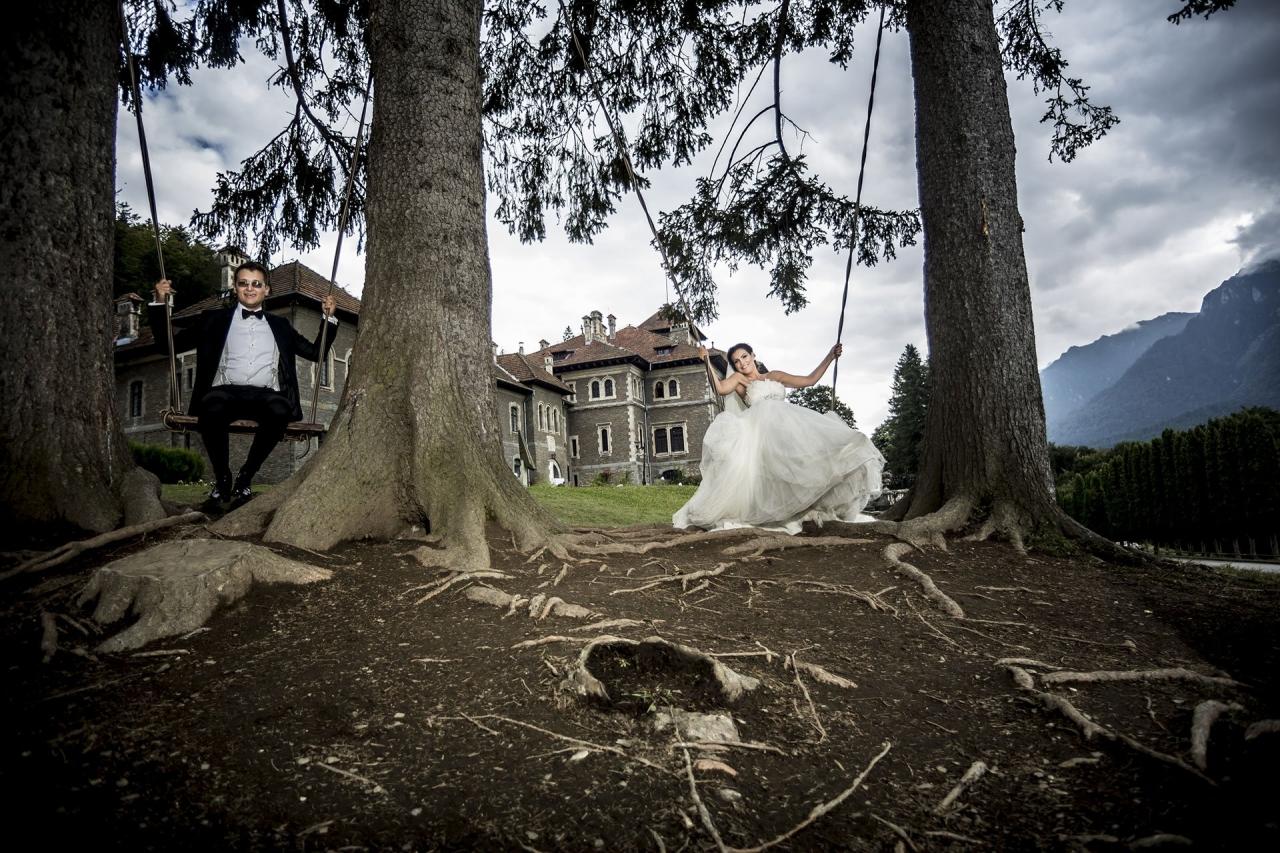 Fotograf nunta Palatul Cantacuziono