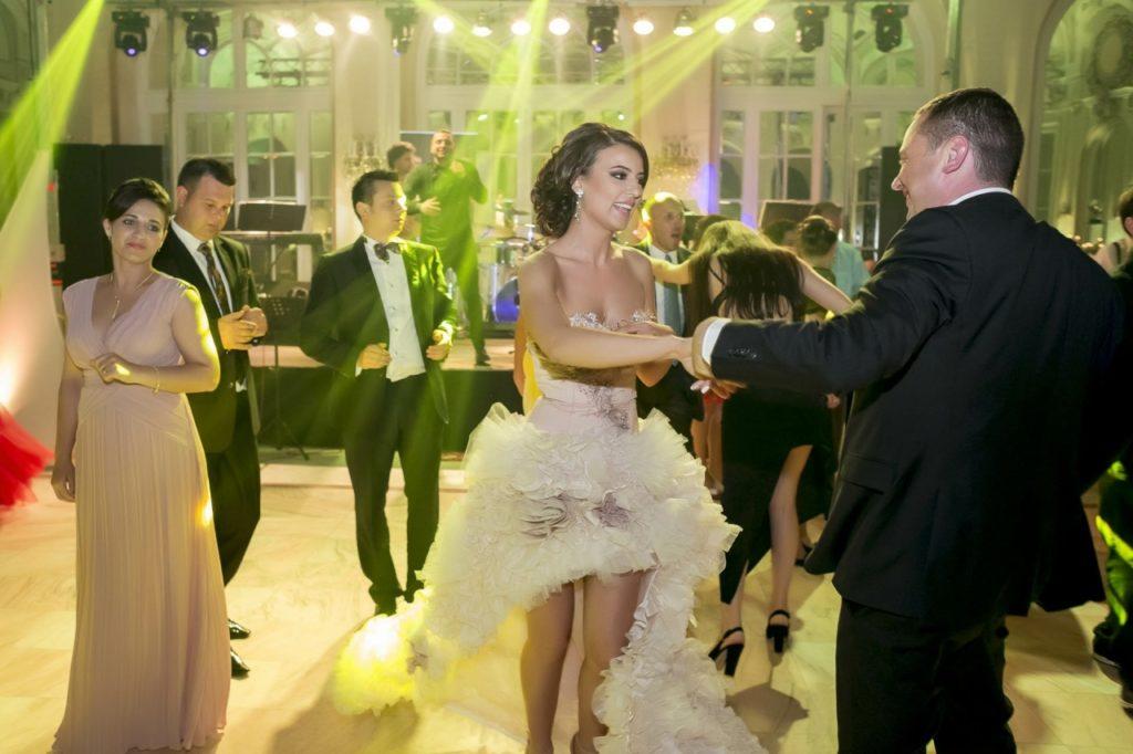 Fotograf de nunta casino sinaia