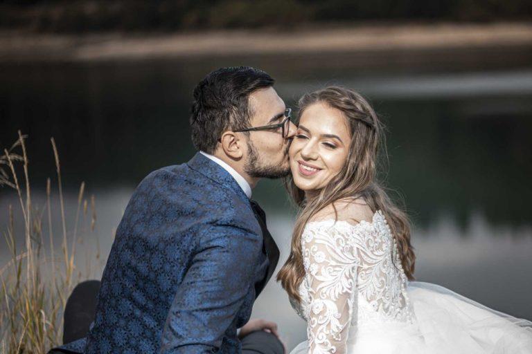 Idei de portrete de nunta pentru mireasa
