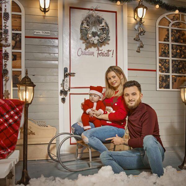 Voucher Cadou – Sedinta Craciun Santa