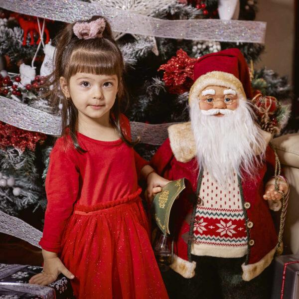 Sedinta foto Craciun Santa